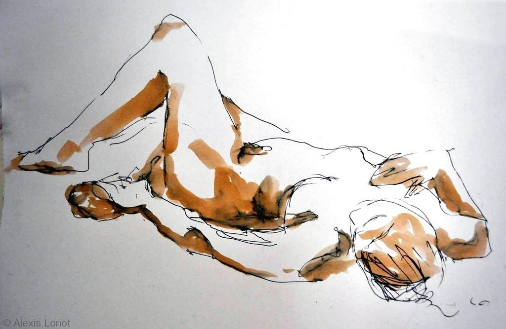 Répertoire des modèles nus